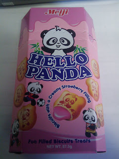Hello Panda (Selfridges)