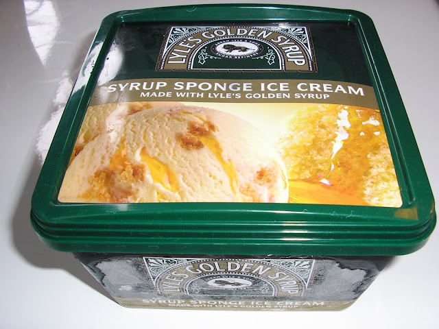 Lyles Golden Syrup - Syrup Sponge Ice Cream