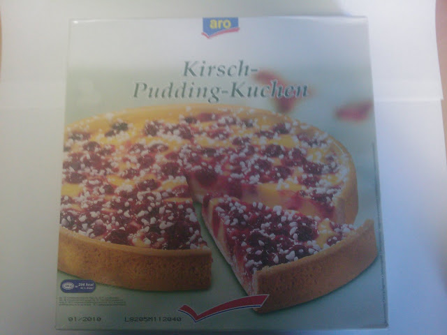 ARO – Kirsch-Pudding-Kuchen [Cherry Pudding Cake]