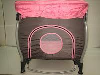 Playard - Baby Bed PLIKO 508