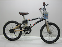 Sepeda BMX UNITED GRIDS Freestyle 20 Inci