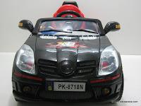 1 Mobil Mainan Aki PLIKO PK8718N X-3 RACERS
