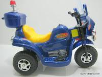 1 Motor Mainan Aki PLIKO PK803