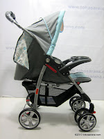 Baby Stroller and Infant Car Seat MAMALOVE YJ05 - LA04 E