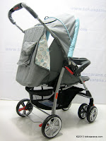 Baby Stroller and Infant Car Seat MAMALOVE YJ05 - LA04 F