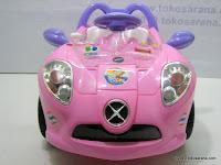 1 Mobil Mainan Aki PLIKO PK8818N CITY CHILDREN