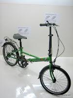 3 Sepeda Lipat FOLD-X YOKOHAMA 20 Inci