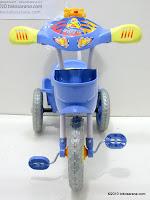1 Sepeda Roda Tiga ROYAL RY101 HARIMAU dengan IC 3 Lagu