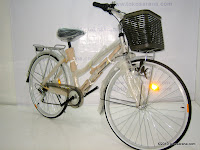 3 City Bike PACIFIC ASTINA 6 Speed Shimano 26 Inci