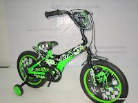 3 Sepeda Anak GIANT EXCEL 16 Inci
