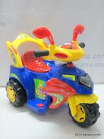 1 Motor Mainan Aki JUNIOR SPACE STAR