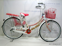 1 City Bike UNITED CLASS-X 26 Inci