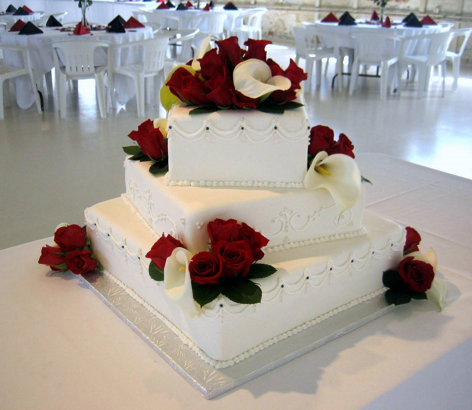 Jillicious Discoveries Three Purple Wedding Cakes: Jillicious Discoveries: Mission Mill Wedding Cake