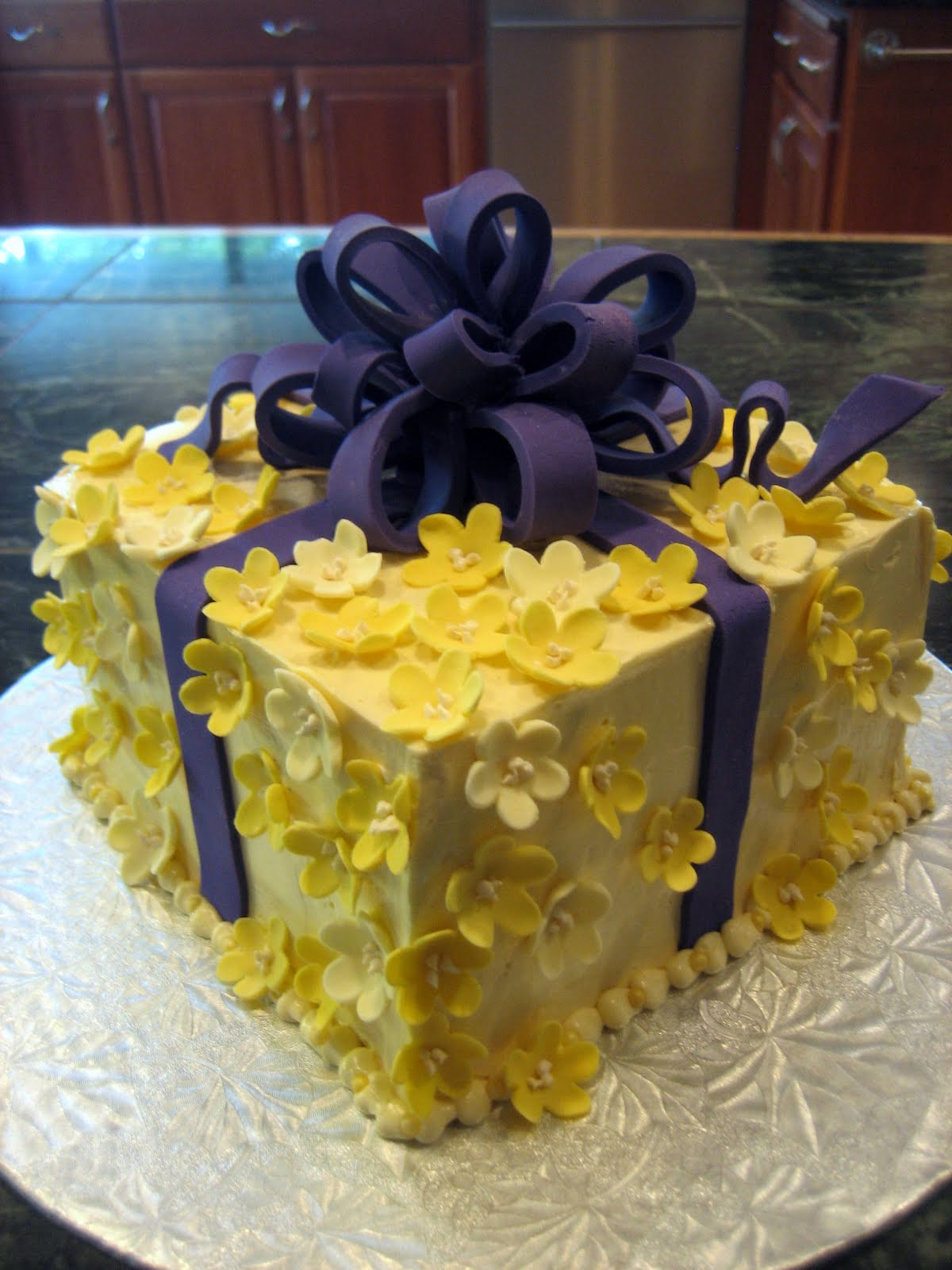 Jillicious Discoveries Surprise Birthday Gift Cake And Yes A