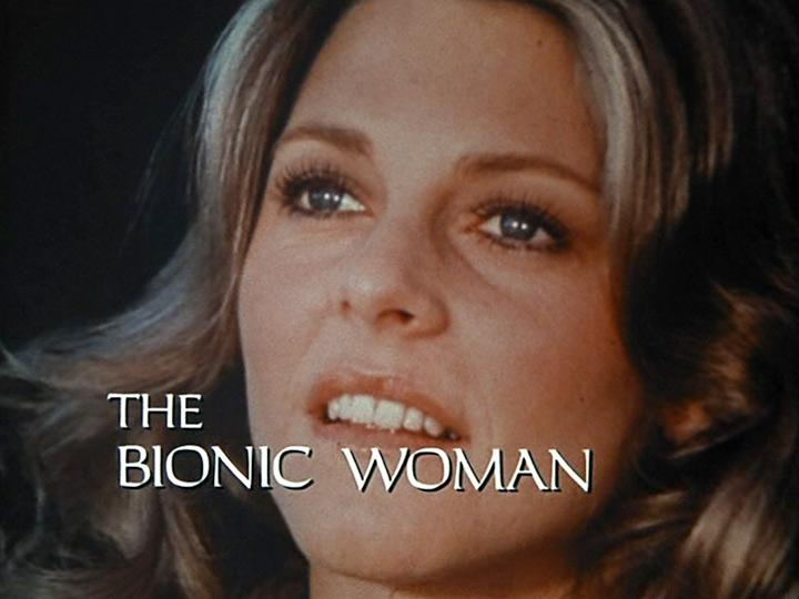 Bionic woman sucks