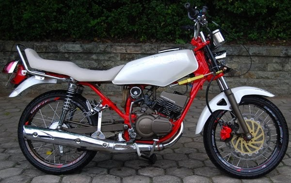 Modif Used Motor Yamaha Rx King In Trend Young Rider
