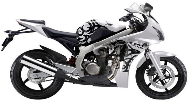 ! SPESIFIKASI Honda CBR 250 RR 2010 - INFO