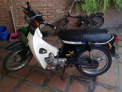 honda super cub 800 for sale classic and vintage motorcycles. Black Bedroom Furniture Sets. Home Design Ideas