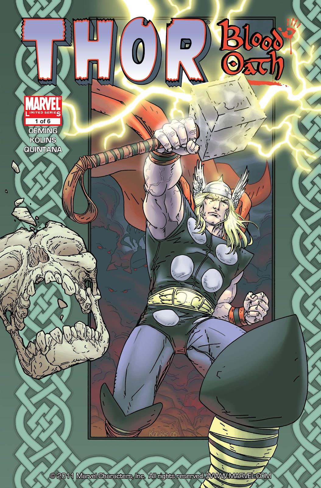 Read online Thor: Ragnaroks comic -  Issue # TPB (Part 1) - 5