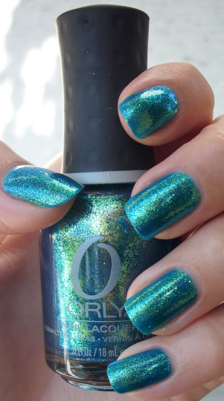 Did someone say nail polish?: Orly - Halley's Comet