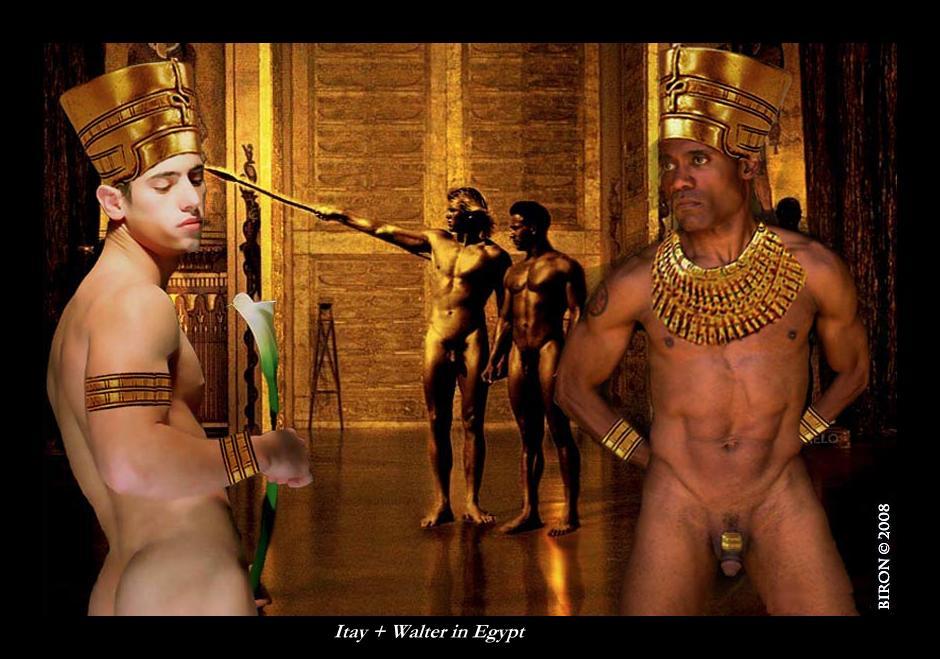Egiptian Male Nudes 13