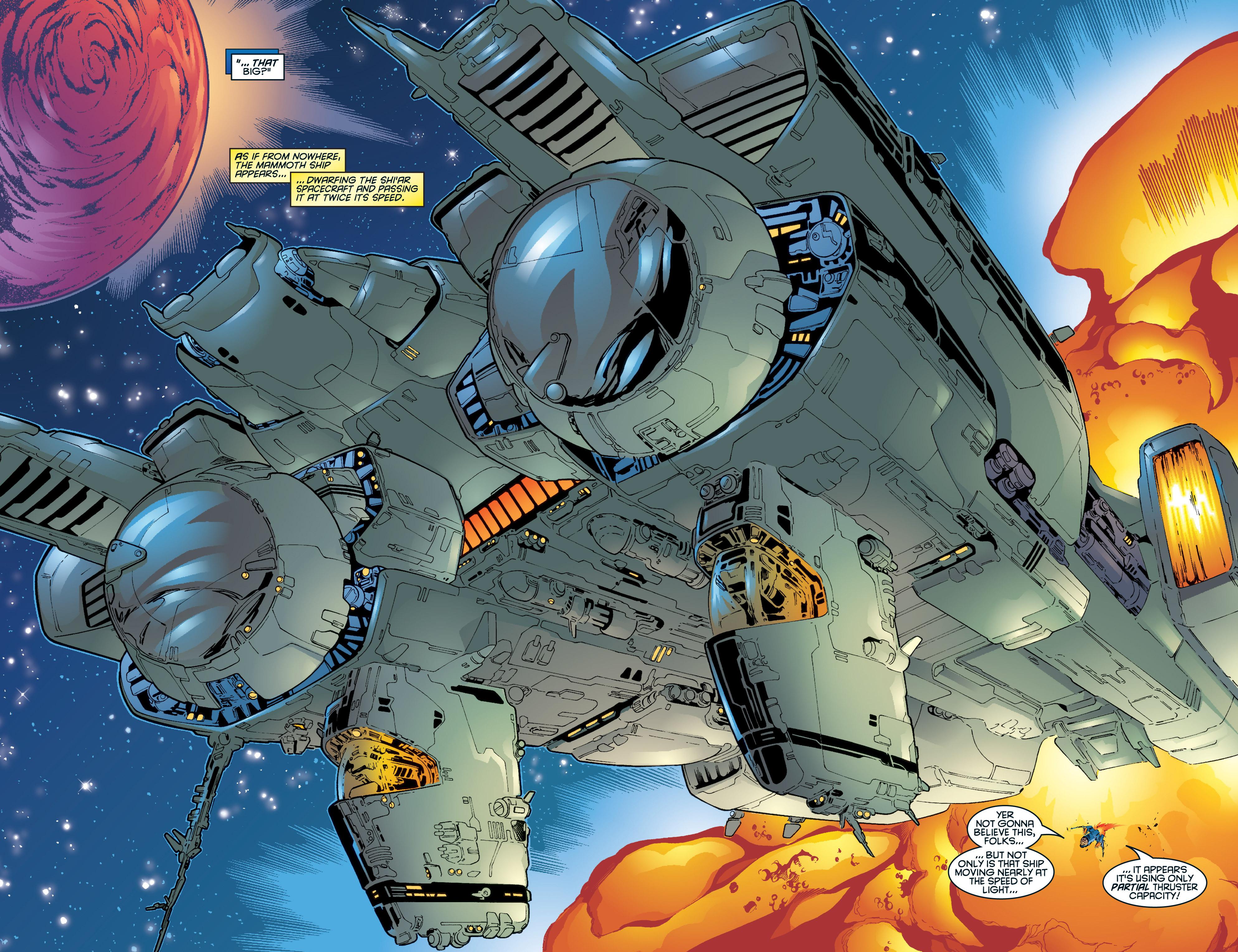 Read online Uncanny X-Men (1963) comic -  Issue #345 - 22
