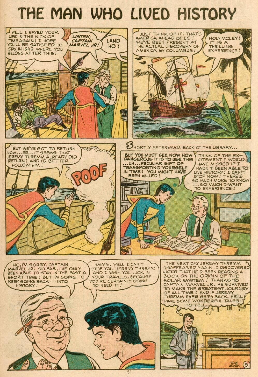 Captain Marvel, Jr. issue 83 - Page 10