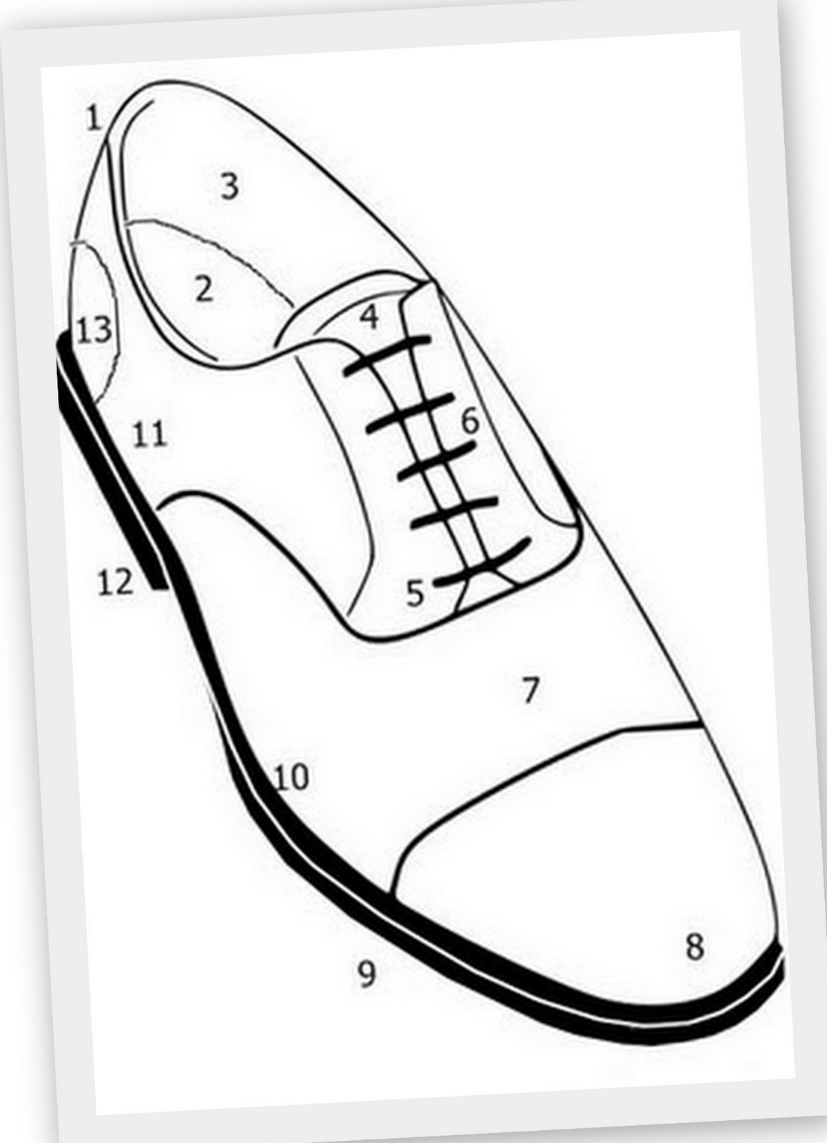1b3e7acdd Sapatos masculinos - Aprenda a escolher o ideal ~ Imagem E Estilo