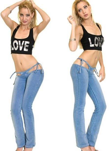 Bikini Jeans 101