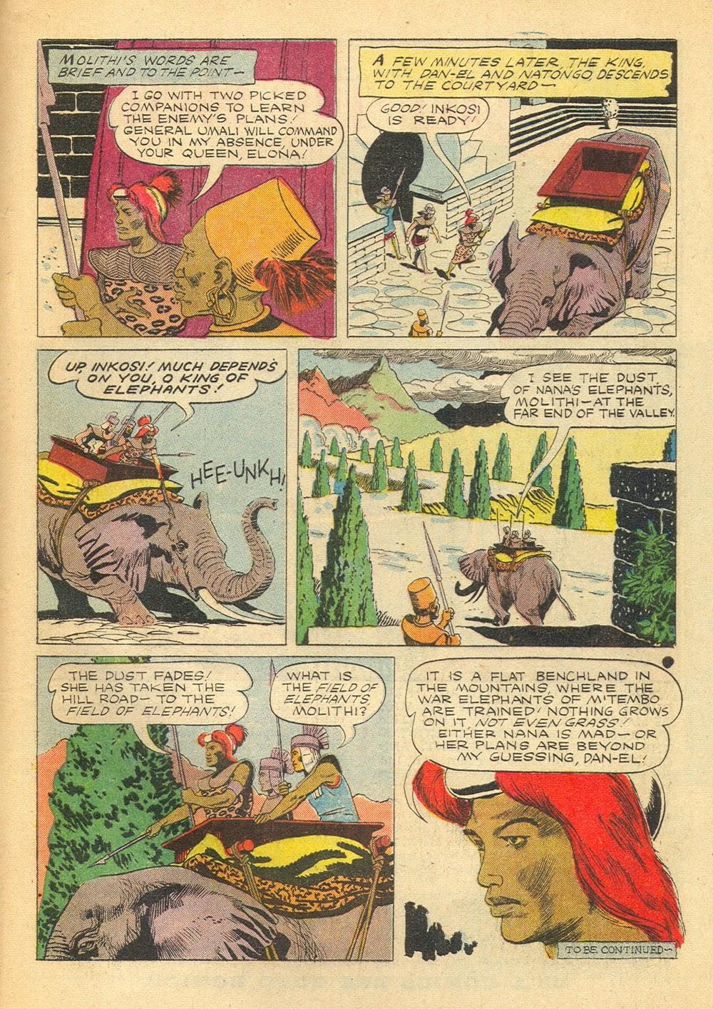 Tarzan (1948) issue 75 - Page 33