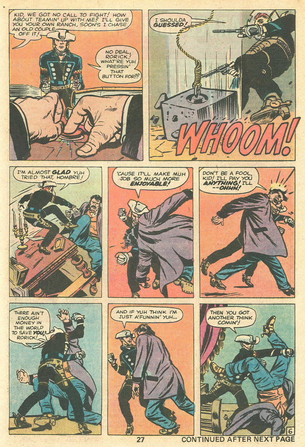 The Rawhide Kid (1955) issue 141 - Page 29