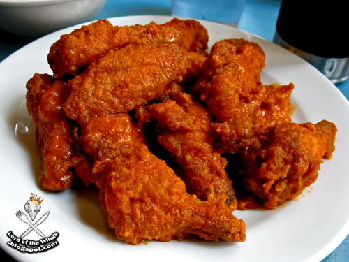 Naked Buffalo Wings 121