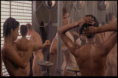 van dien shower scene Casper