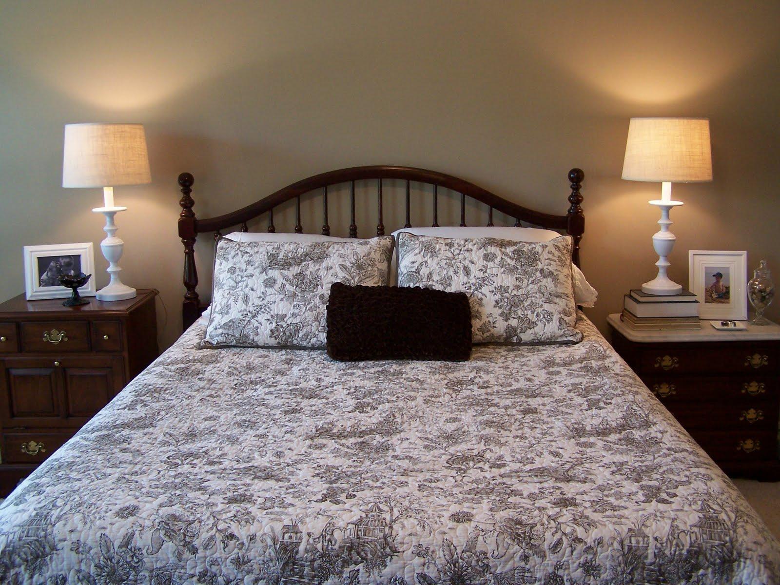 Homemakin And Decoratin: Master Bedroom Dreaming