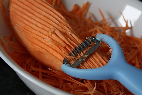 sweet potato fritter recipe