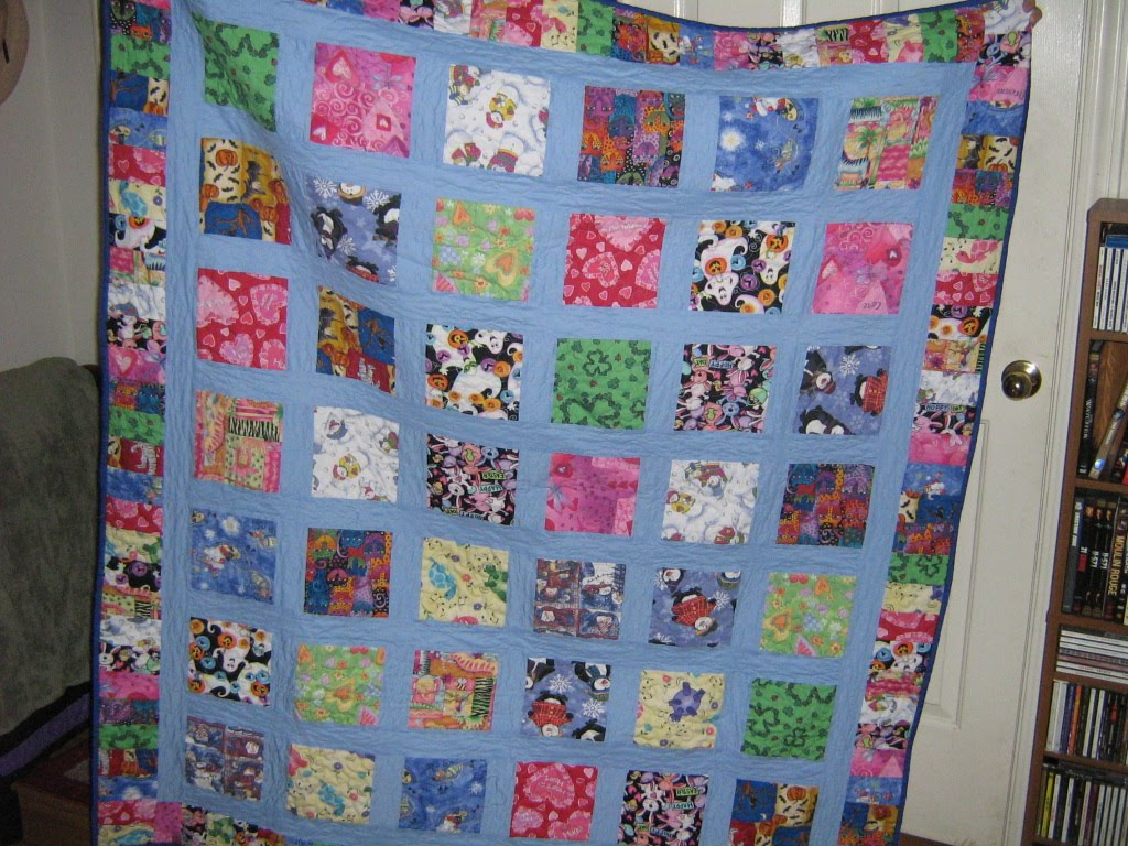 One Quilt At A Time