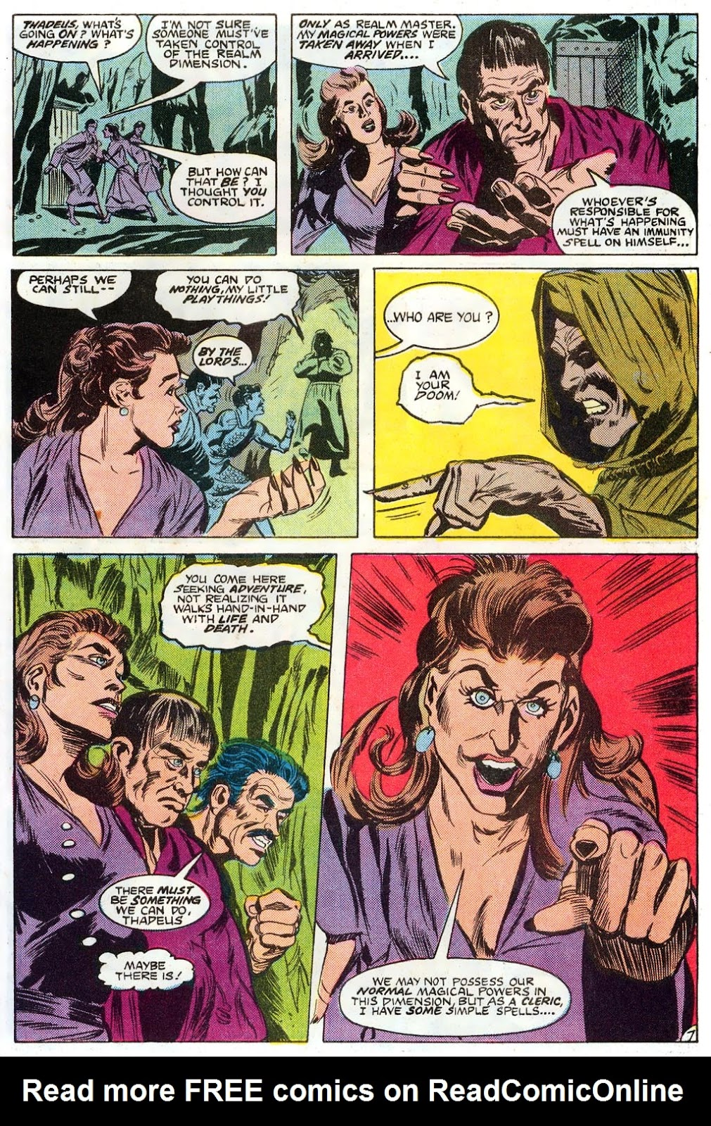 Elvira's House of Mystery Issue #1 #2 - English 13