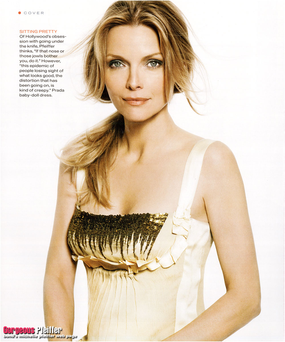 Celebrites Michelle Pfeiffer nude photos 2019