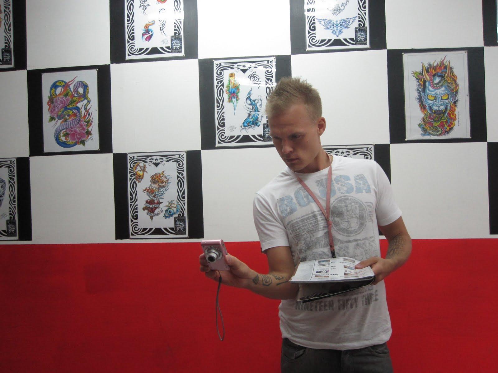 kuolleiden päivä tatuointi