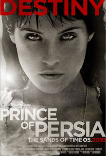 Gemma Arterton as Princess Tamina