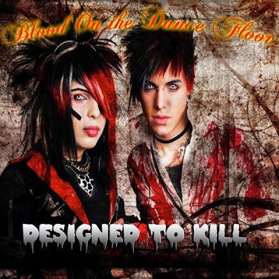 Blood On The Dance Floor ? Designed To Kill! Lyrics