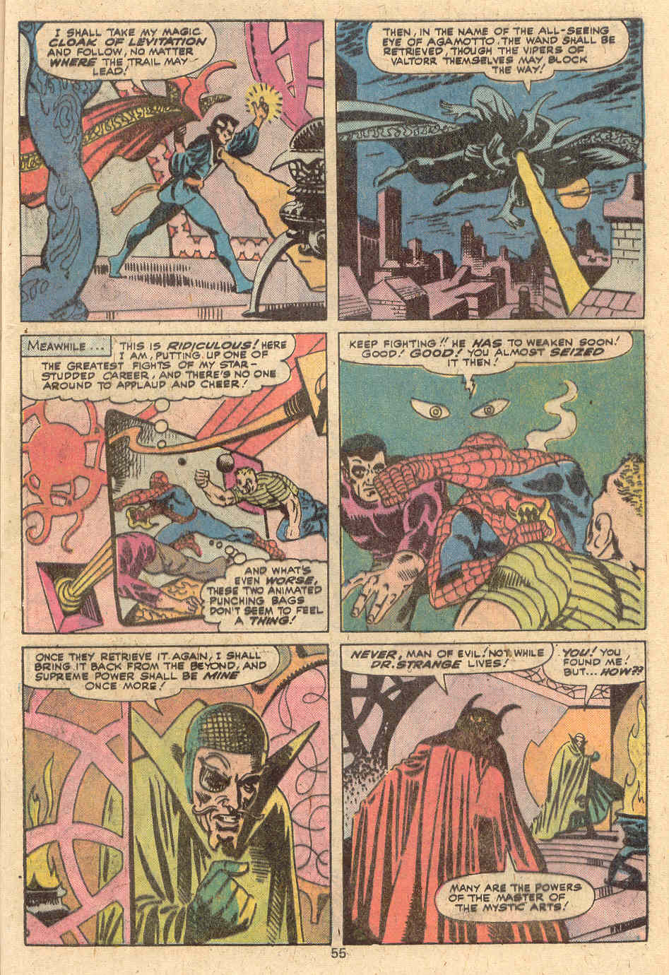 Giant-Size Spider-Man (1974) issue 4 - Page 46