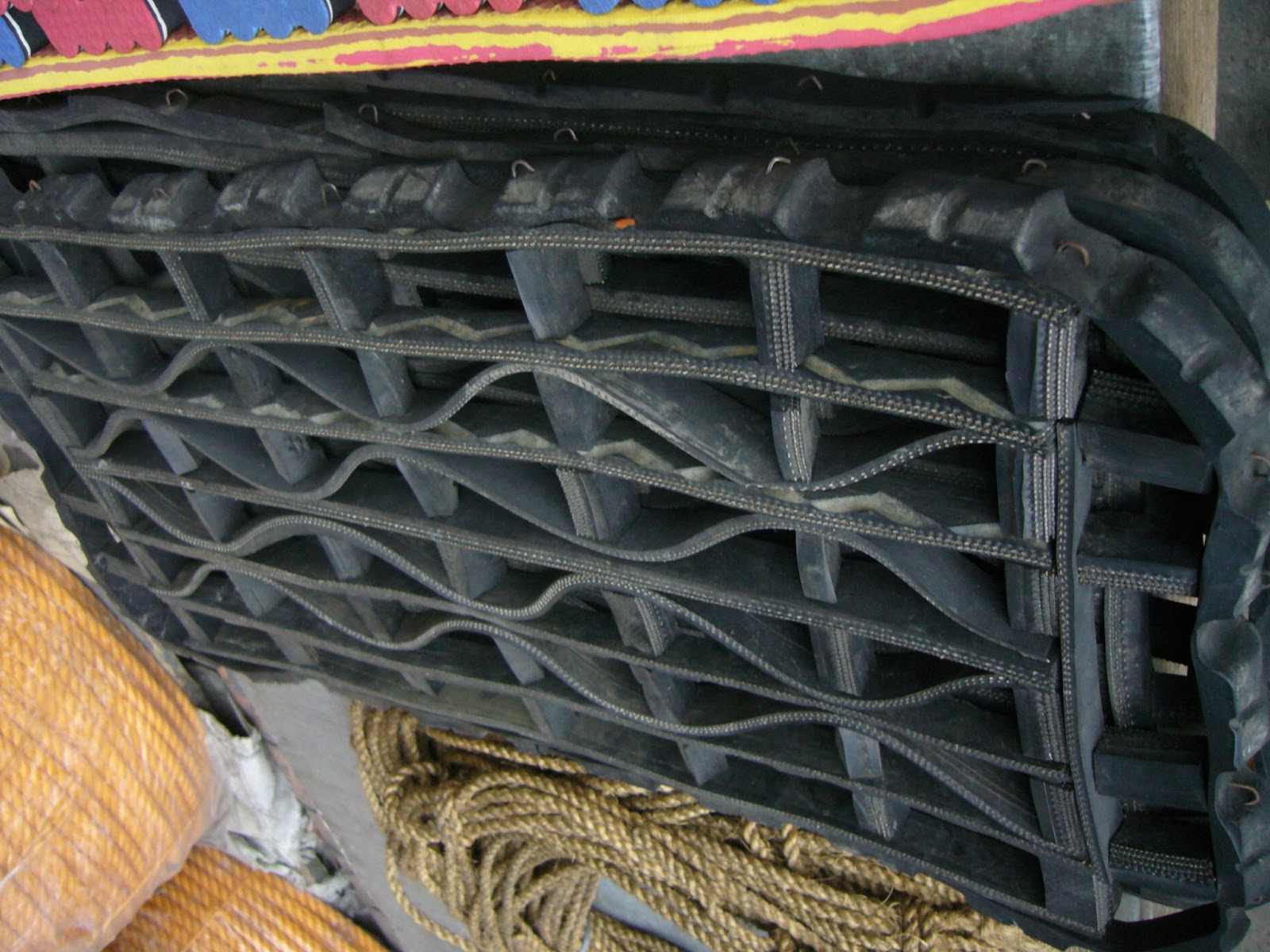 Adventures In Sustainability Recycled Tire Products