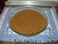 Base de la tarta de queso