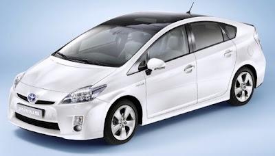 Prius 2010 (c)2009 Toyota AG