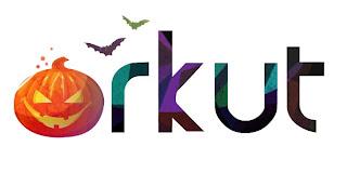 wonderful orkut logo pumpkin