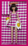 Agatha Ruiz de la Prada creates a design for BARBIE!!