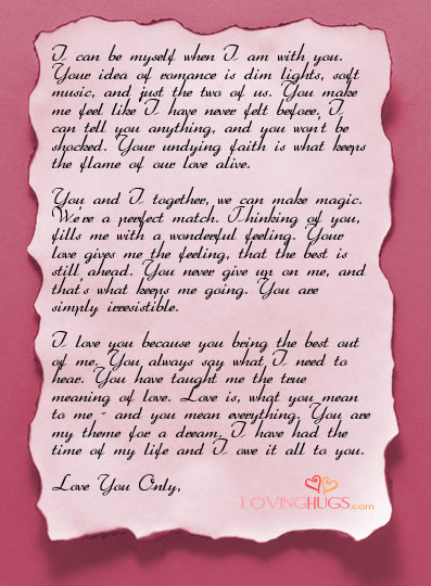 Love City: love letters