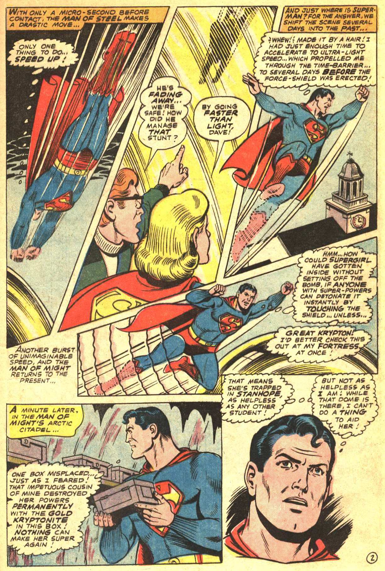Read online Action Comics (1938) comic -  Issue #368 - 16