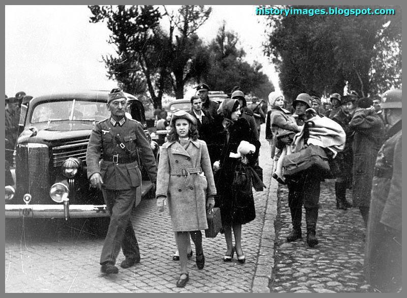 Germans invade Poland